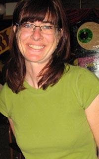 Laura Robertson-Boyd, a.k.a. ChefRB